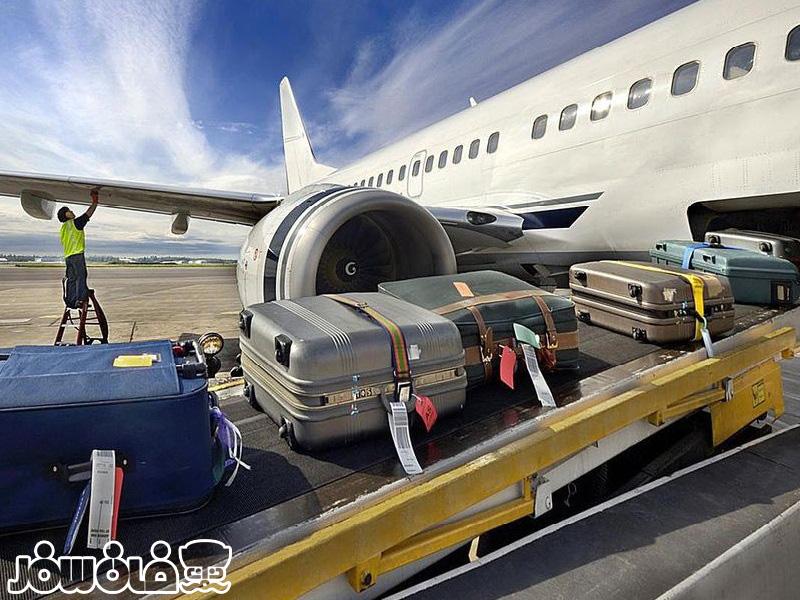 فریت بار | ارسال بار مسافری | Send cargo