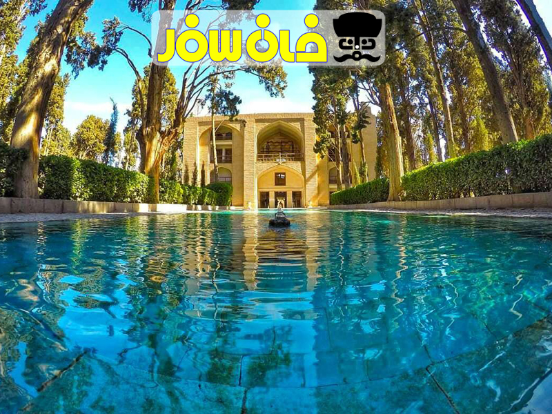 باغ فین کاشان|خان سفر آژانس مسافرتی غزال پرواز اصفهان