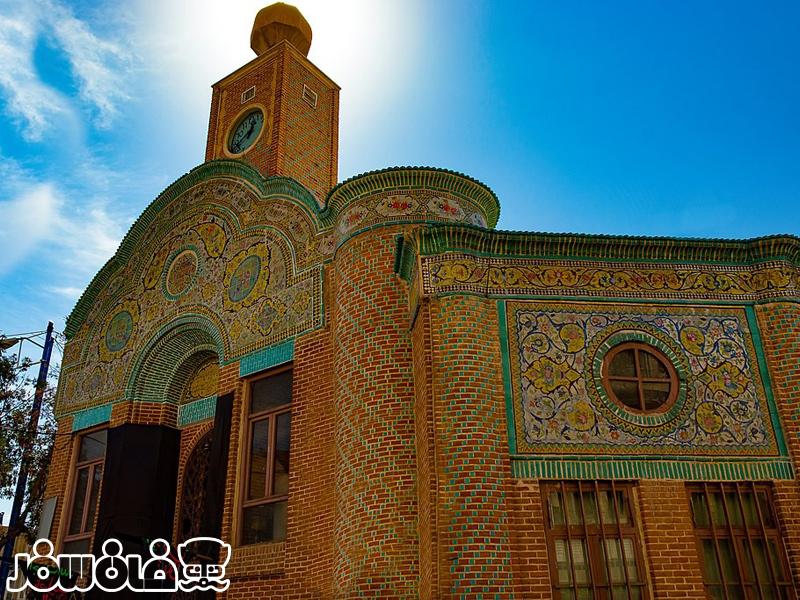 بنا قاجاریه مسجد سردار در ارومیه