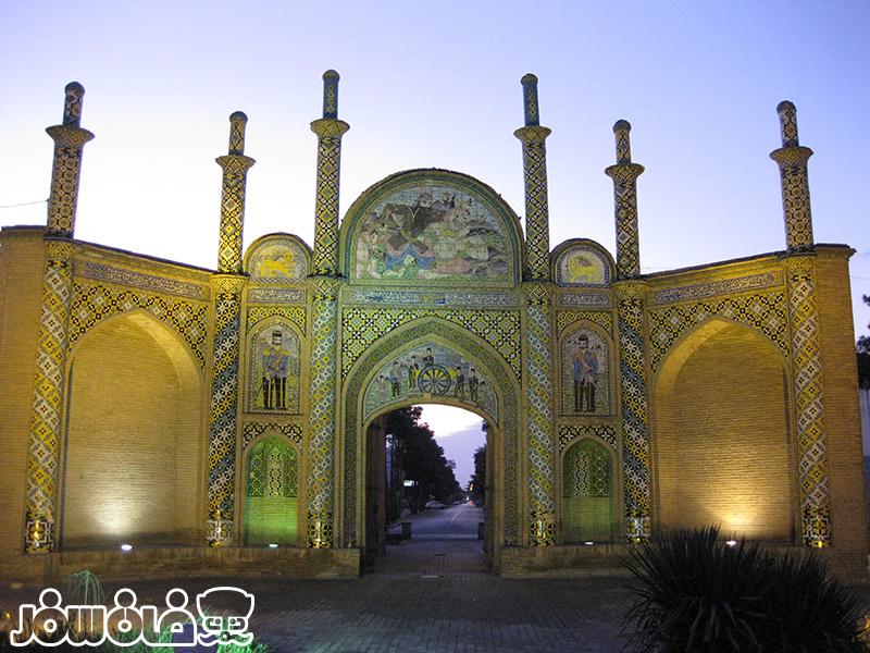 جاذبه های گردشگری سمنان   Semnan tourist attractions
