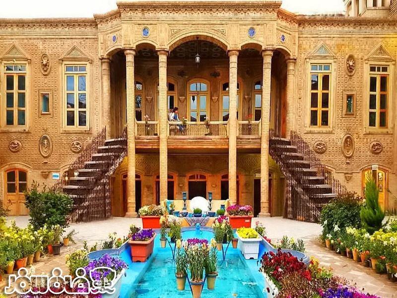 خانه داروغه بنایی خاطره انگیز در قلب مشهد