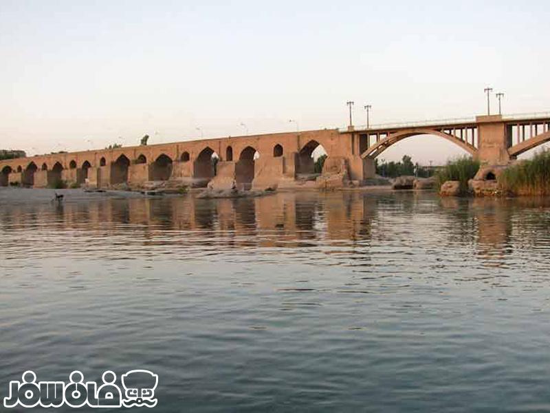 قدیمی ترین پل استوار جهان در دزفول