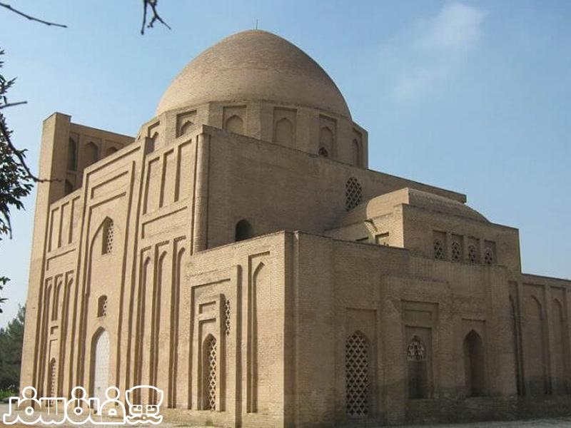 گنبد هارونیه شهر بنای تاریخی مشهد