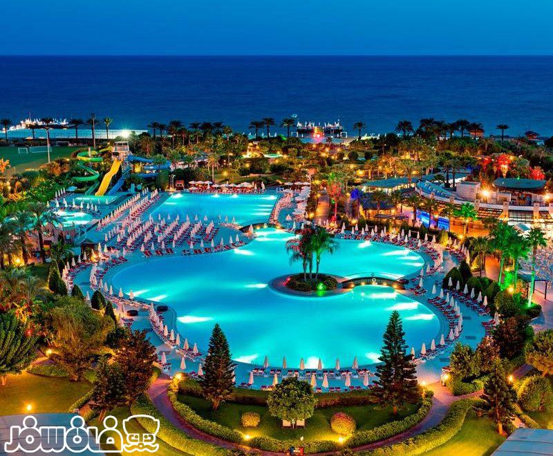 بهترین هتل های آنتالیا | Best Antalya Hotels