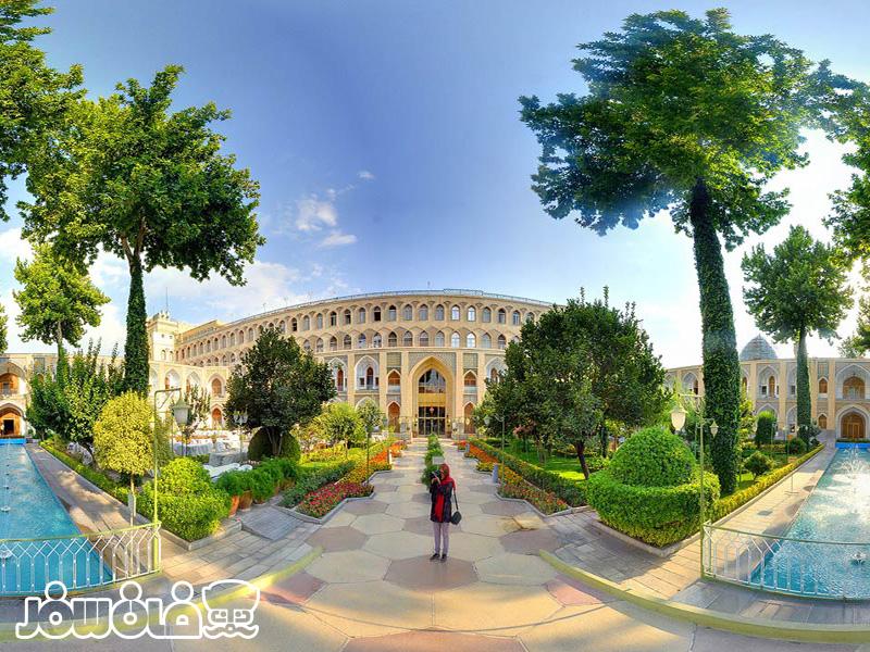 بهترین هتلهای اصفهان | Best Hotels Esfahan