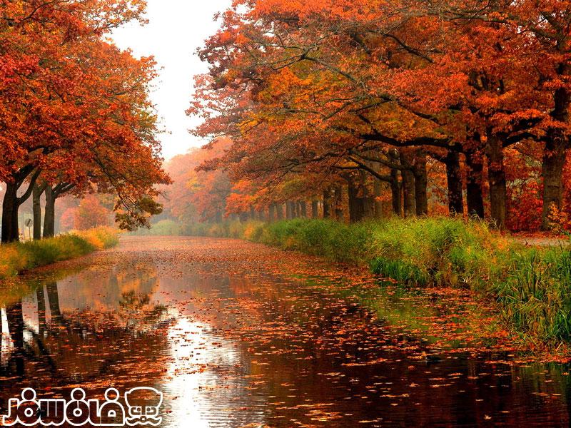 پاییز به کجا سفرکنیم؟ | Autumn of Iran