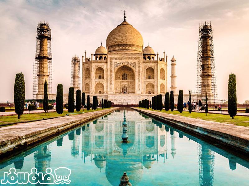 معابد مشهور و دیدنی هندوستان | Temples of India