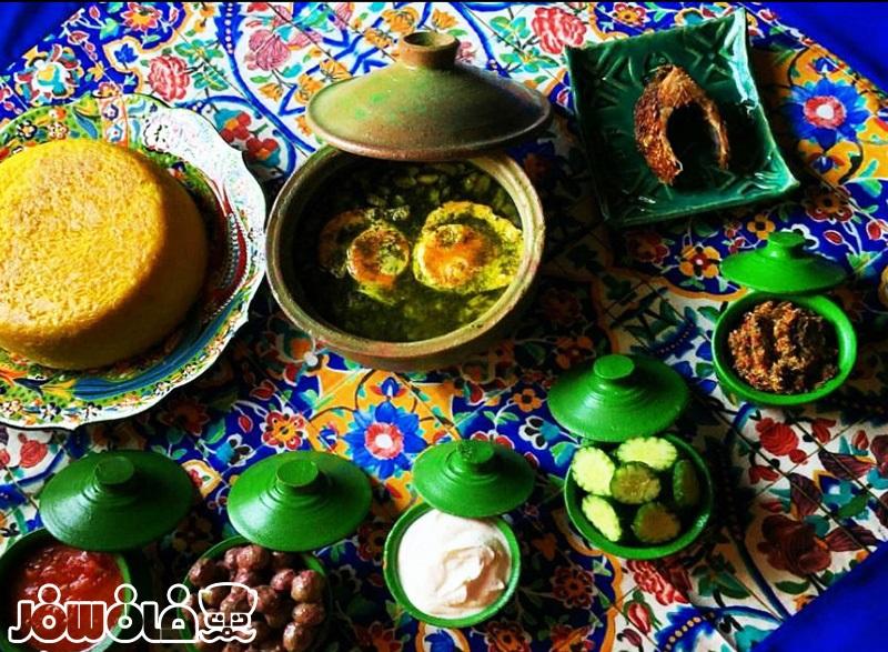غذا در شهرهای مختلف ایران | شکم گردی دور ایران