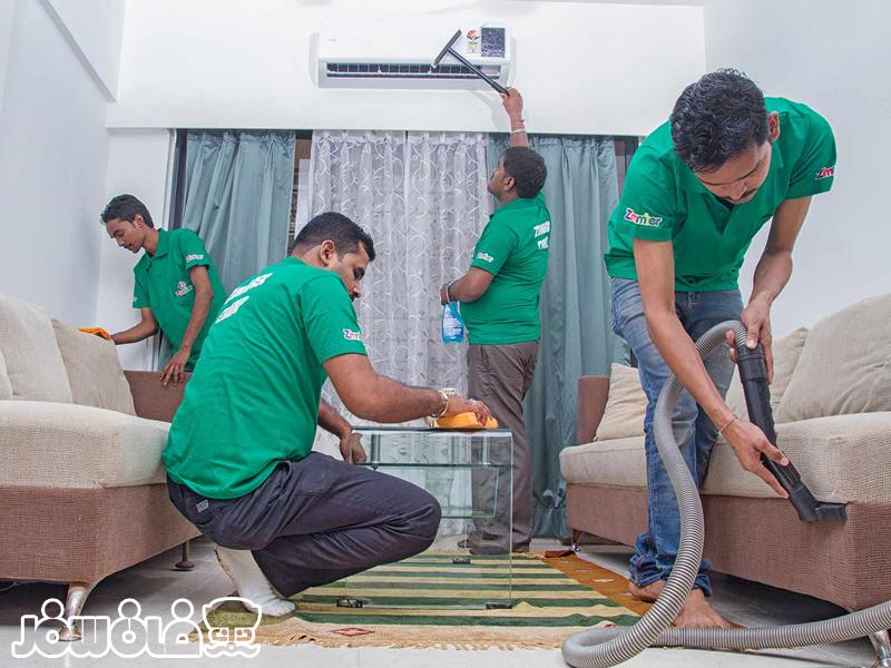 اقدامات هتل ها و مراکز اقامتی برای مقابله با کرونا