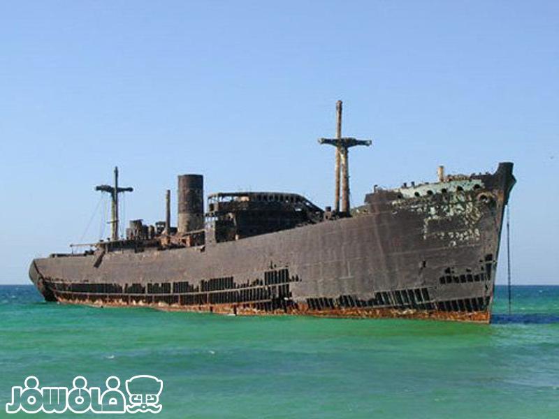درباره کشتی یونانی کیش چه می دانید