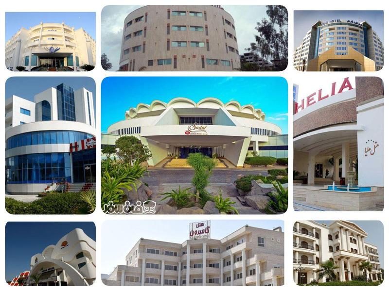 هتل های 4 ستاره کیش | Kish four star hotels