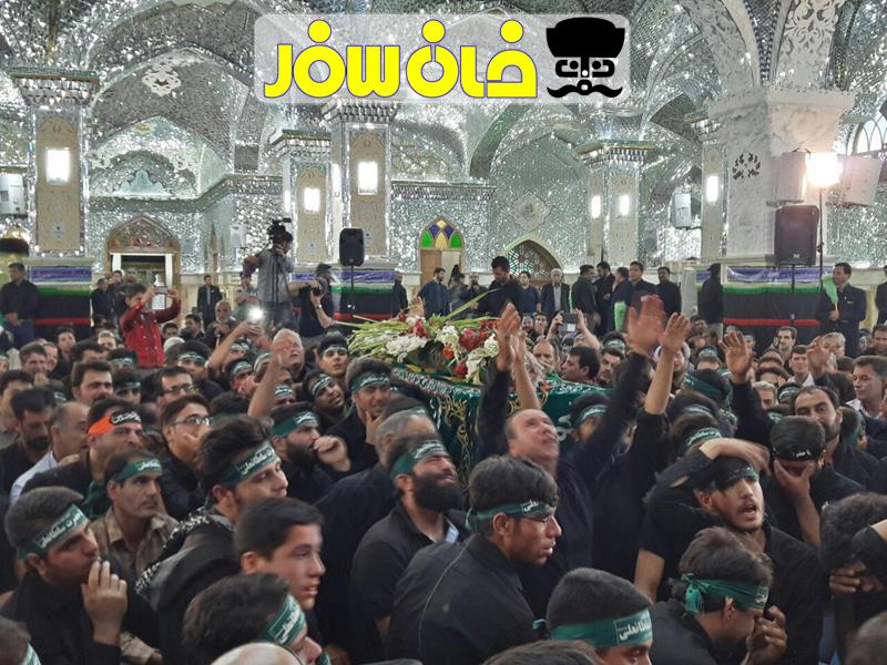 مراسم قالی شویان مشهد اردهال |خان سفرآژانس مسافرتی غزال پرواز  اصفهان