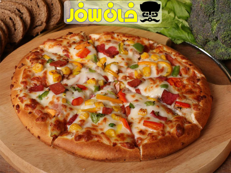 پیتزا ایتالیایی | Italian Pizza