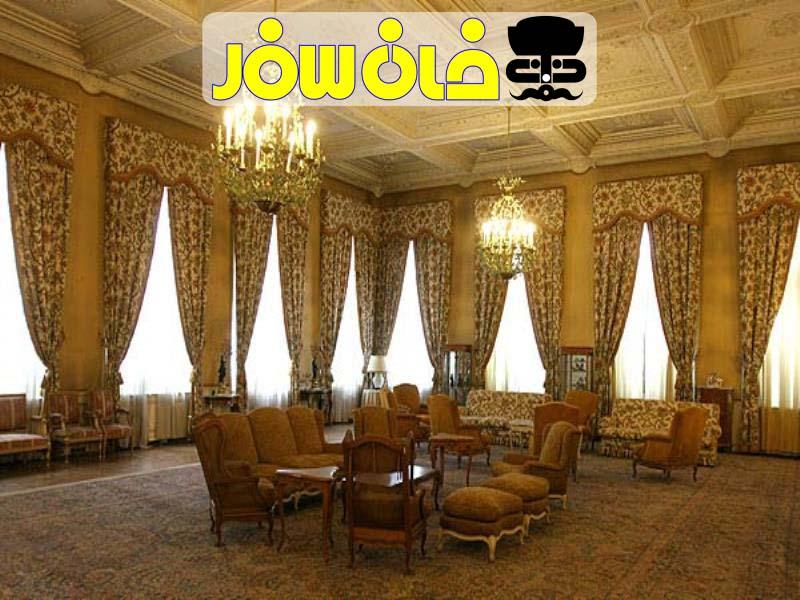 کاخ سعدآباد تهران (Palace Sa'dabad Tehran)