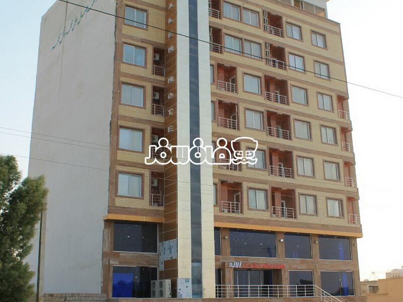 هتل آلاله2 درگهان قشم | Alaleh Hotel