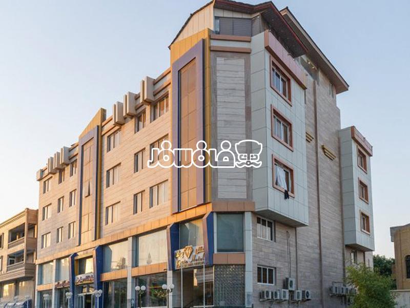 هتل لوکس پرشیا قشم | Persia Hotel