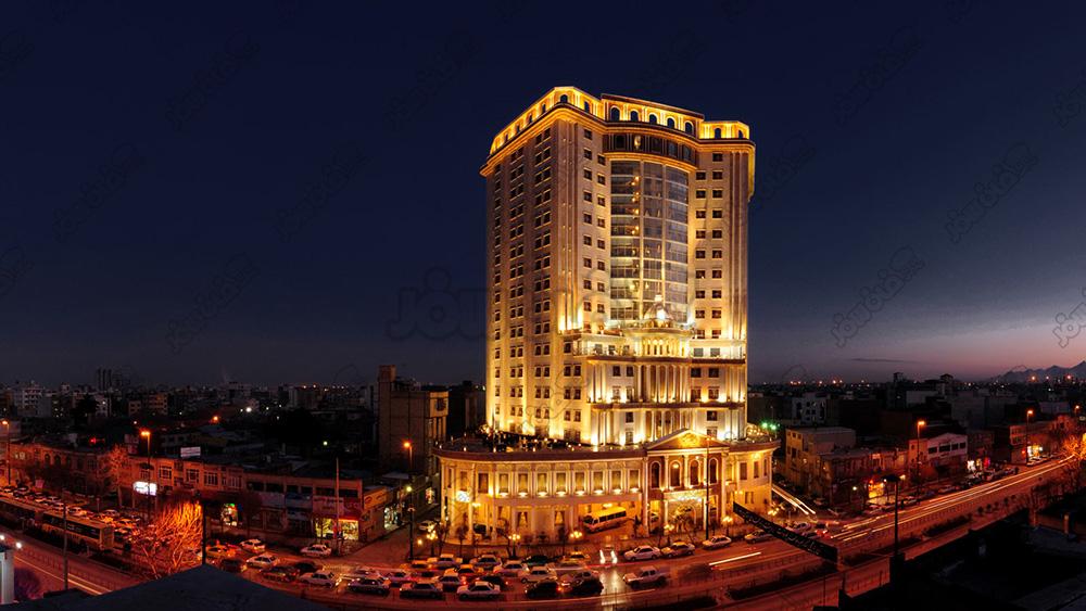 هتل قصر طلایی مشهد | Ghasre talaei Hotel