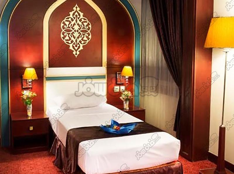 هتل مدینه الرضا مشهد |  Medina Reza Hotel