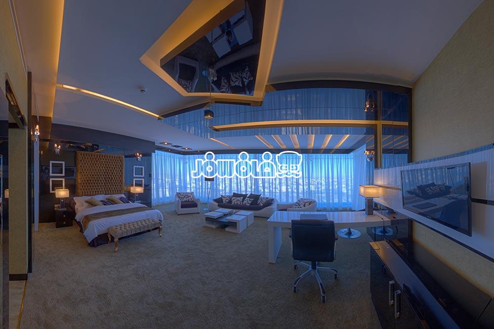 هتل  مجلل درویشی مشهد | Darvishi Royal Hotel