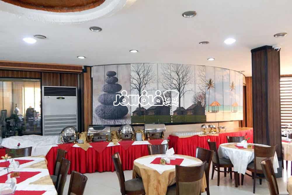 هتل آرامش کیش | Aramesh Hotel