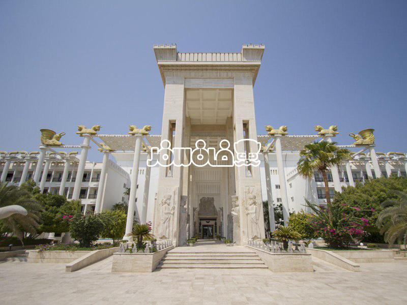 هتل داریوش کیش | Dariush Hotel