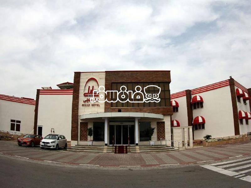 هتل شایلی کیش | Shaily Hotel