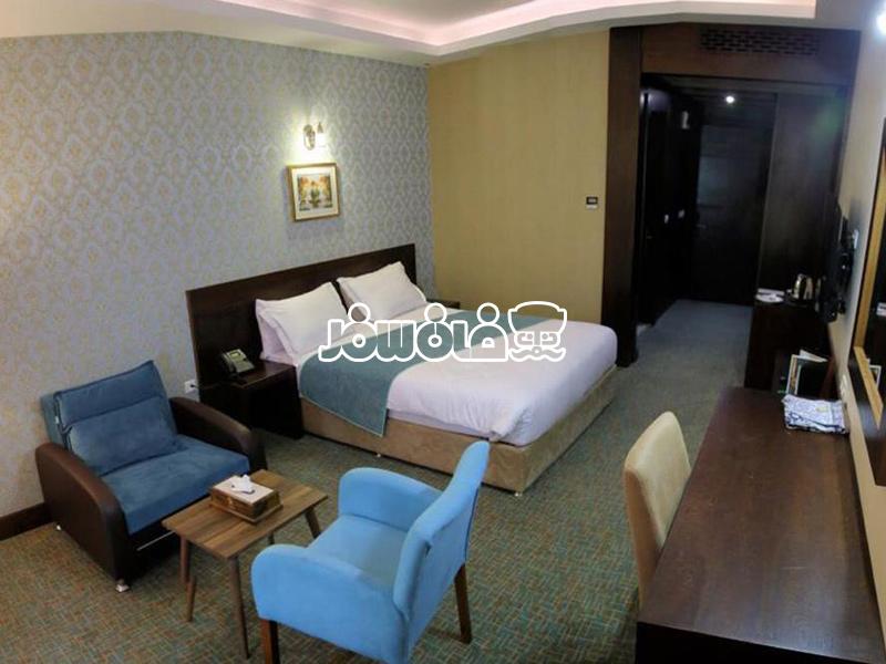 هتل لیلیوم کیش | Lilium Hotel
