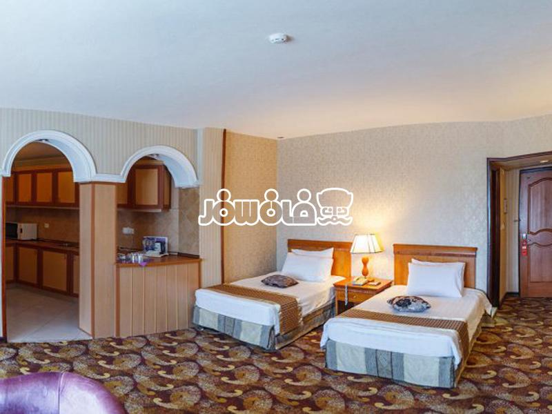 هتل پارمیس کیش | Parmis Hotel