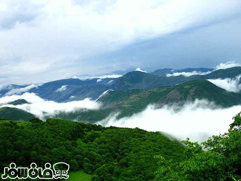 جنگل های ارسباران جاذبه بی نظیر آذربایجان
