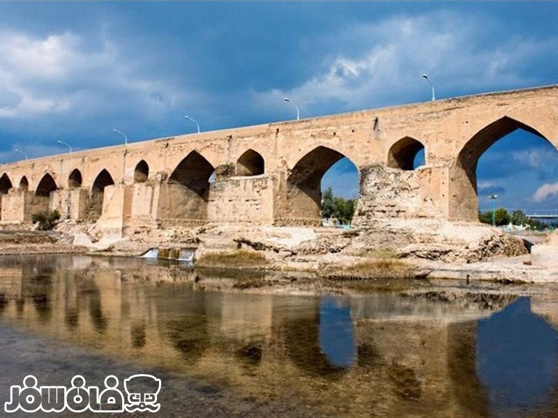 پل قدیمی دزفول