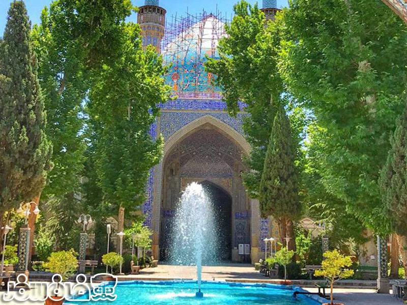 مدرسه چهارباغ اصفهان