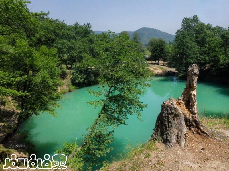 زیباییهای دریاچه رامیان چیست؟