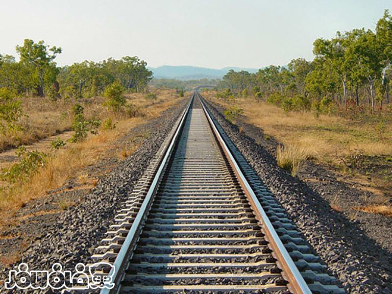 ماکو آذربایجان غربی به خط ریلی اروپا وصل شد