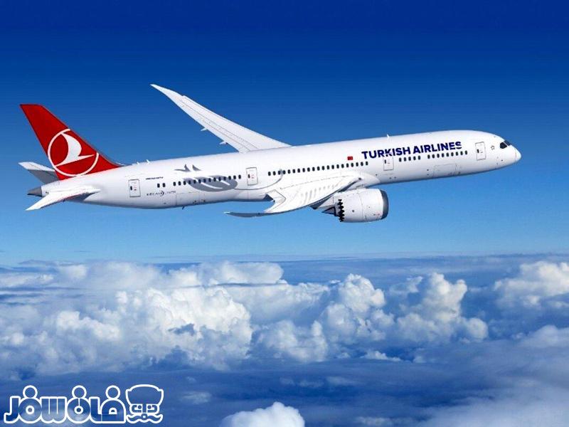 بخشنامه هواپیمایی ترکیش برای استرداد کامل وجه بلیت به دلیل شیوع کرونا