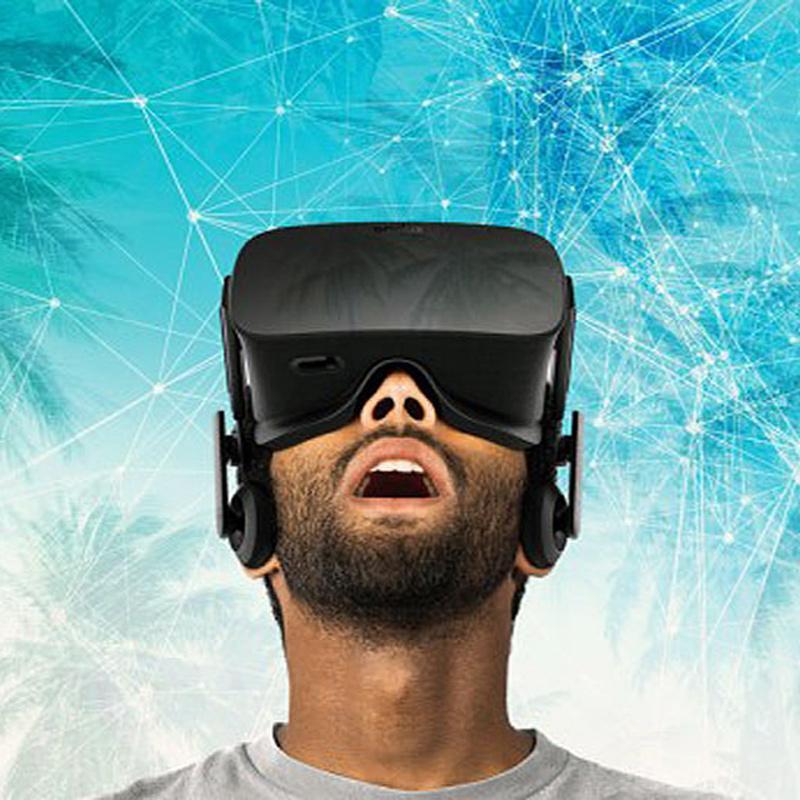 عینک واقعیت مجازی سافاری کیش | Kish Safari Virtual Reality Glasses