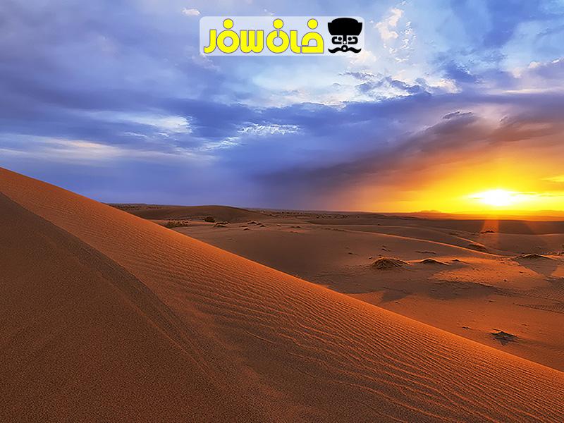 تور ۱/۵ روزه کویر زیبای مصر | خان سفر آژانس مسافرتی غزال پرواز اصفهان
