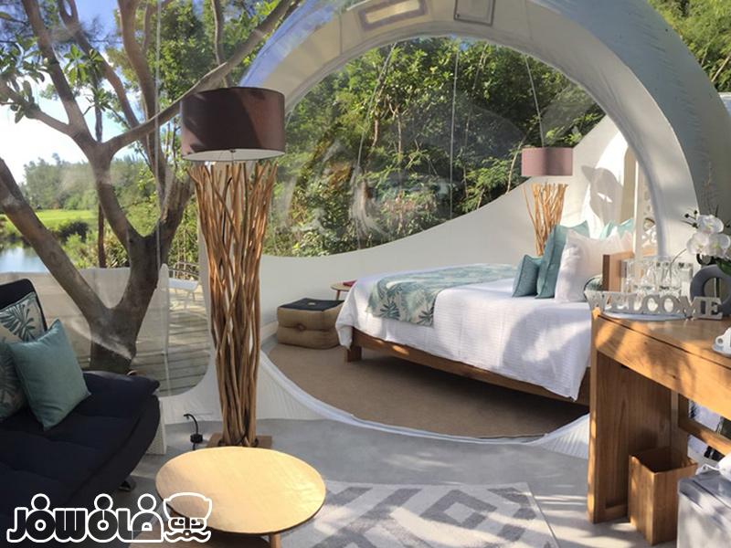 هتل حبابی موریس