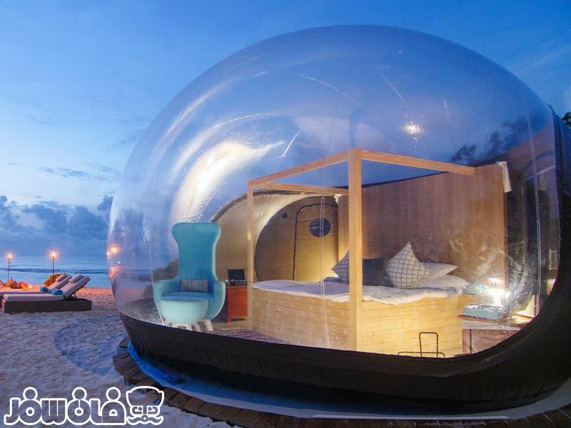 هتل حبابی مکزیک