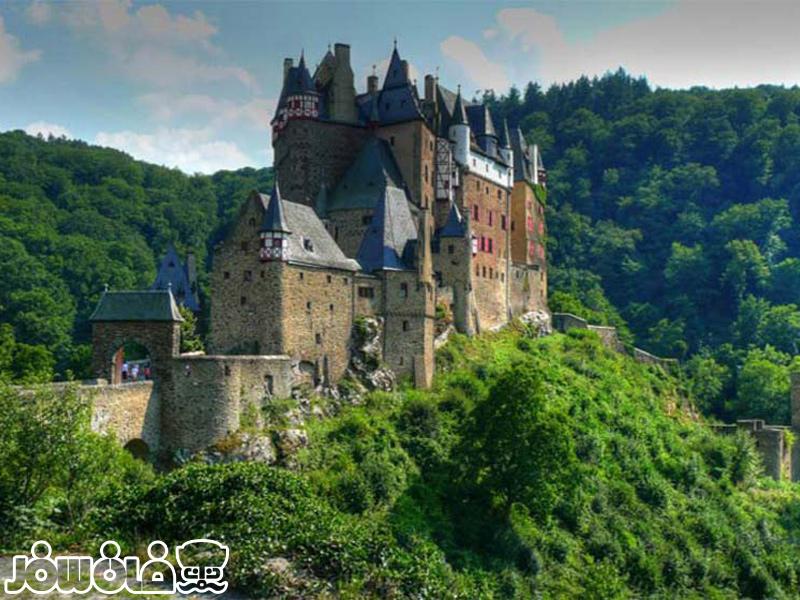 قلعه شگفت آور التز در آلمان