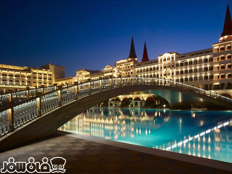 هتل مردان پالاس | Mardan-Palace