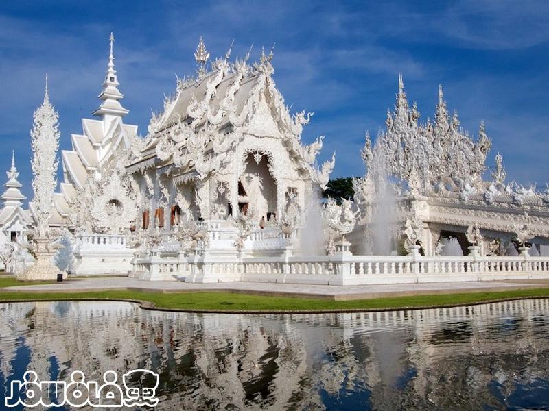 معبد وات رنگ خون چیانگ رای