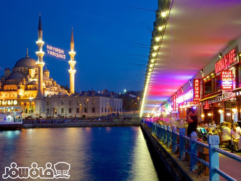 استانبول درفصل تابستان