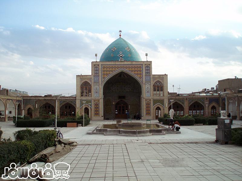 تور زنجان نوروز