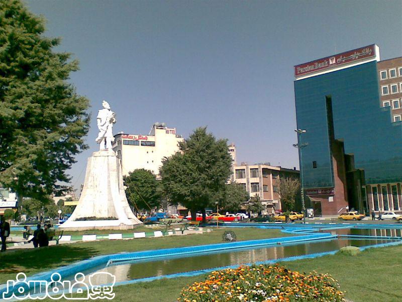 جاذبه های دیدنی کرمانشاه | Kermanshah Attractions