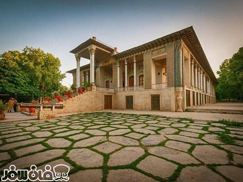 موزه نظامی باغ عفیف آباد