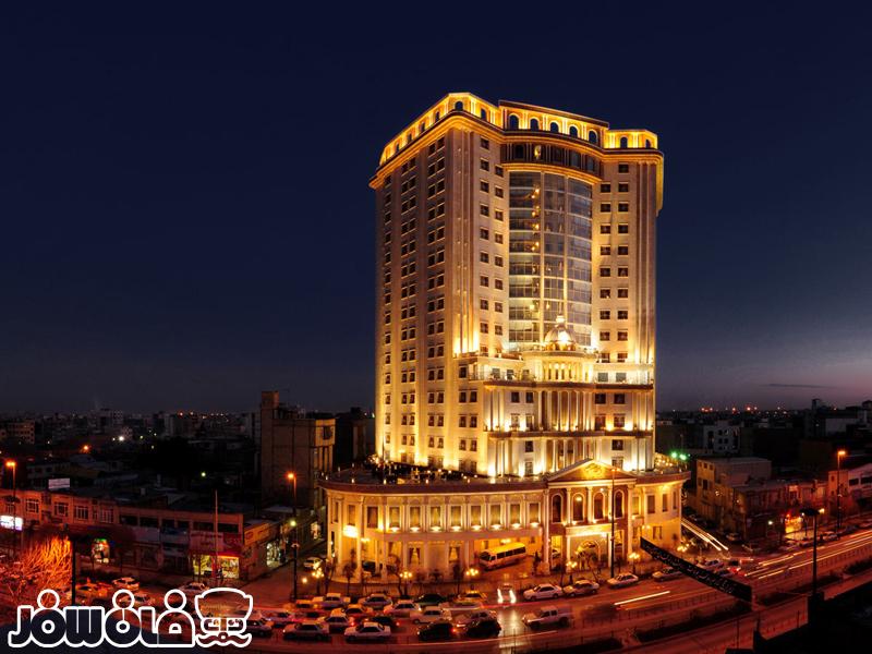 هتل قصرطلایی