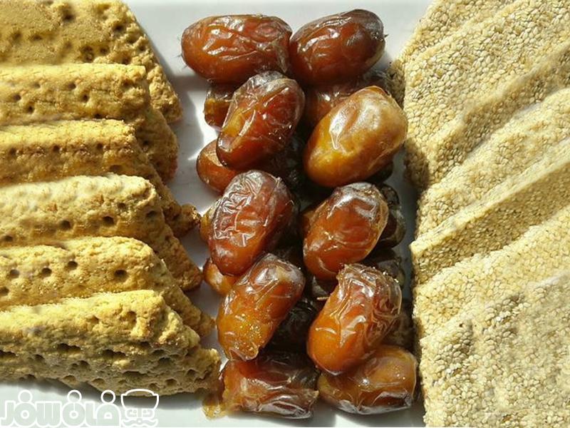 آشنایی با سوغات و صنایع دستی اهواز | سوغات اهواز