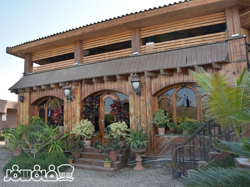 رستوران ساحلی چابهار