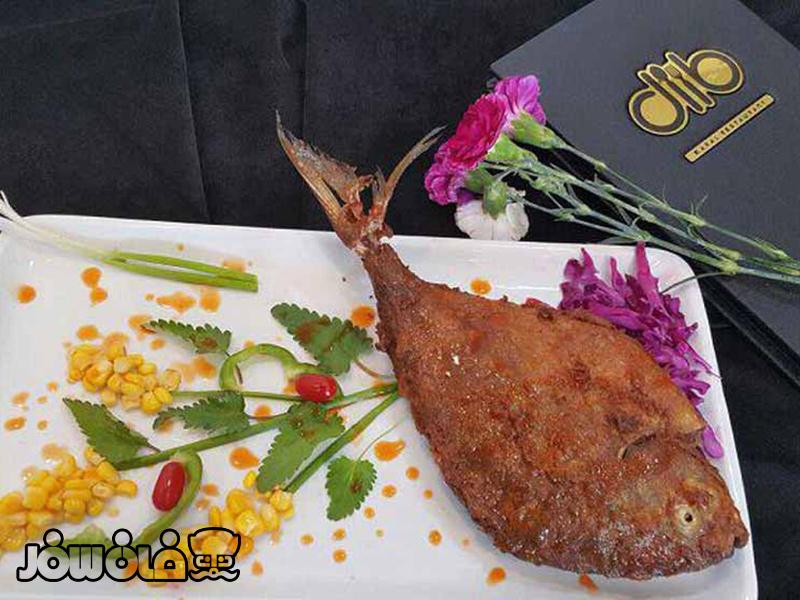 رستوران مارال شعبه یک چابهار