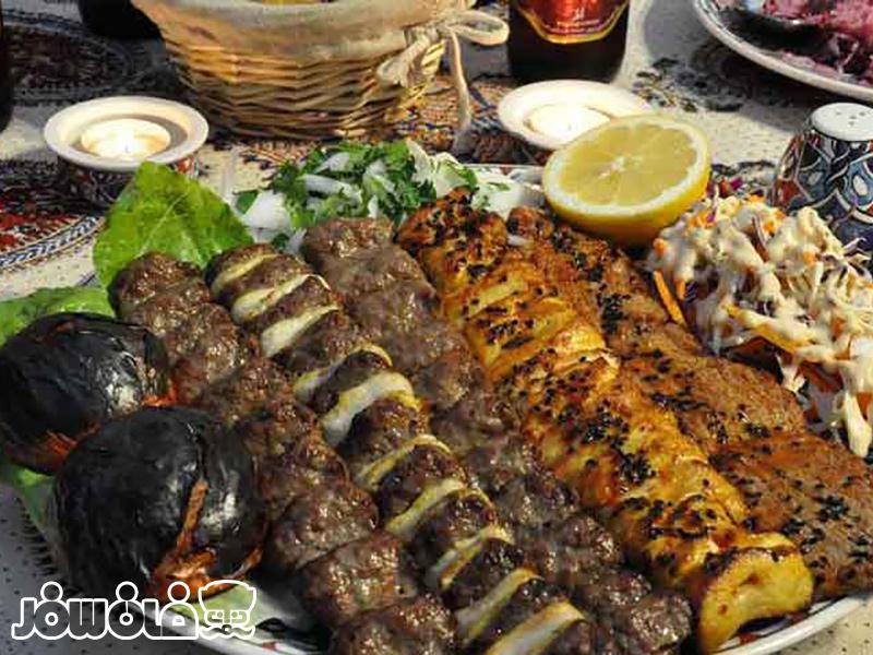 رستوران مارال شعبه دو چابهار